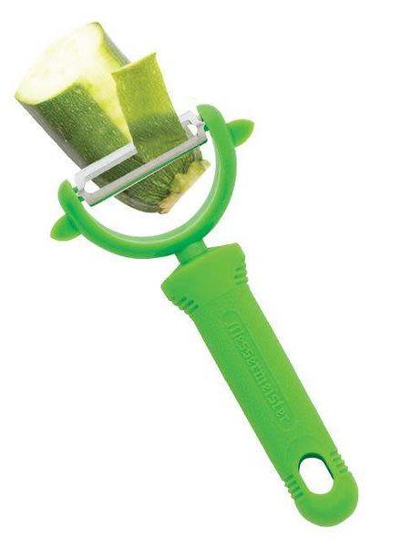 Messermeister Y Peeler Fine - Green