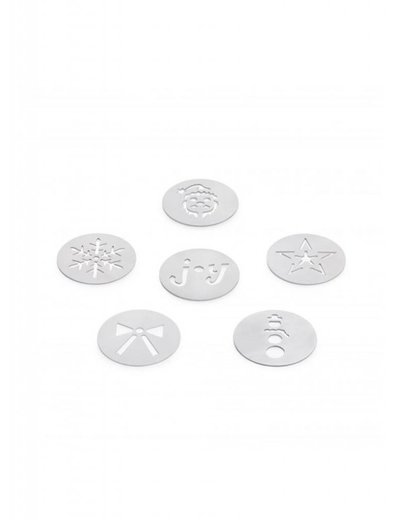 OXO Christmas Cookie Press Disk Set