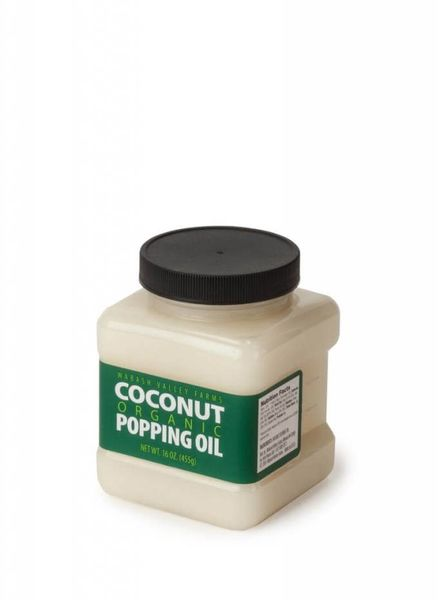 Wabash Valley Farms Organic Coconut Popping Oil