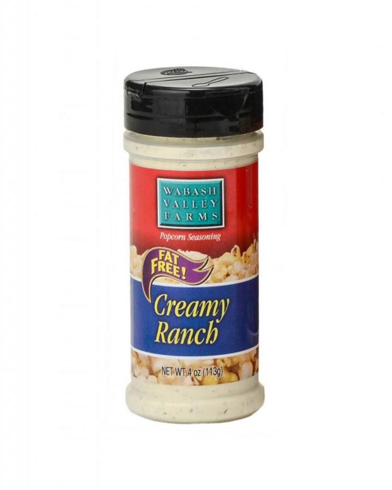 Wabash Valley Farms Classic Popcorn Seasoning Creamy Ranch
