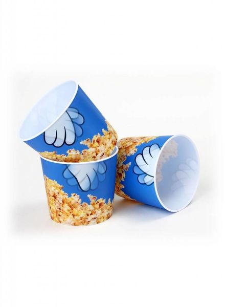 Wabash Valley Farms Animated Popcorn Tub 3D Hands
