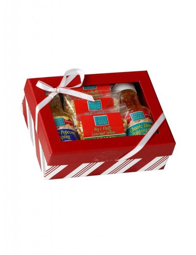 Wabash Valley Farms Classic Complete Striped Gift Set with Bow IA