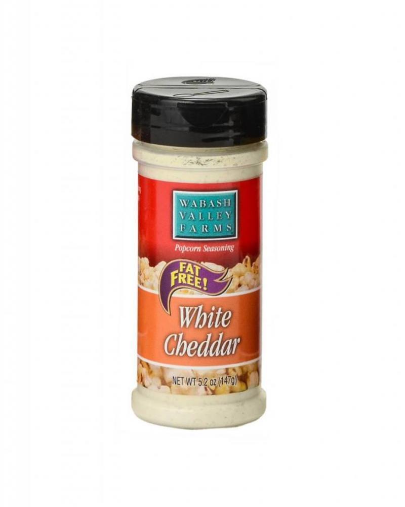 Wabash Valley Farms Classic Popcorn Seasoning White Cheddar