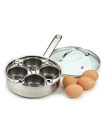 RSVP Egg Poacher Set
