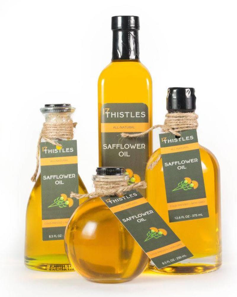 17 Thistles Safflower Oil