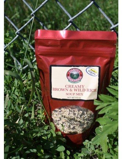 Dakota Seasonings Creamy Brown/Wild Rice