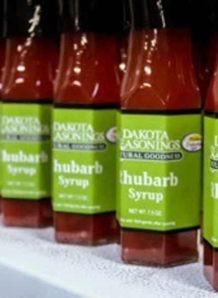 Dakota Seasonings Dakota Seasonings Rhubarb Syrup
