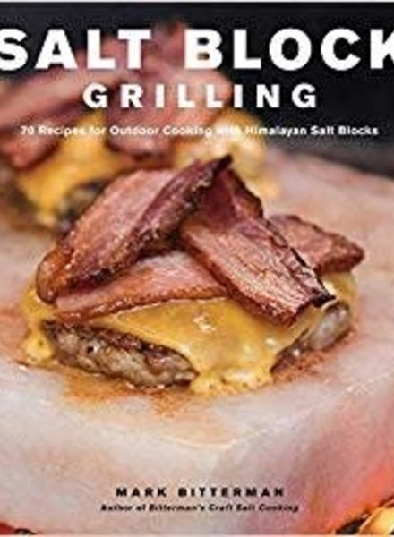 Andrews Mcmeel Salt Block Grilling
