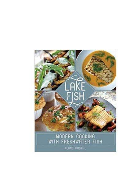 Ingram Lake Fish Cookbook