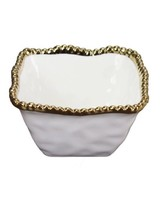 Pampa Bay Porcelain Square Snack Bowl