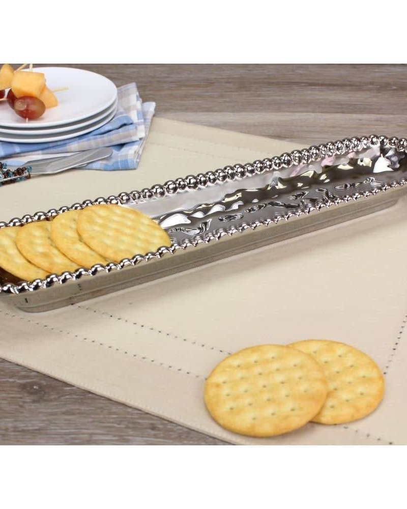 Pampa Bay Porcelain Cracker Tray