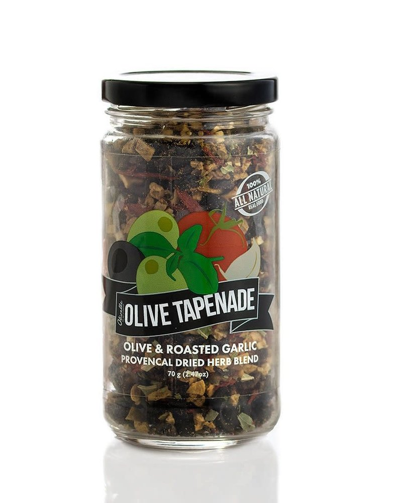 Olivelle Signature Dried Herb Blend Olive Tapenade Provencal