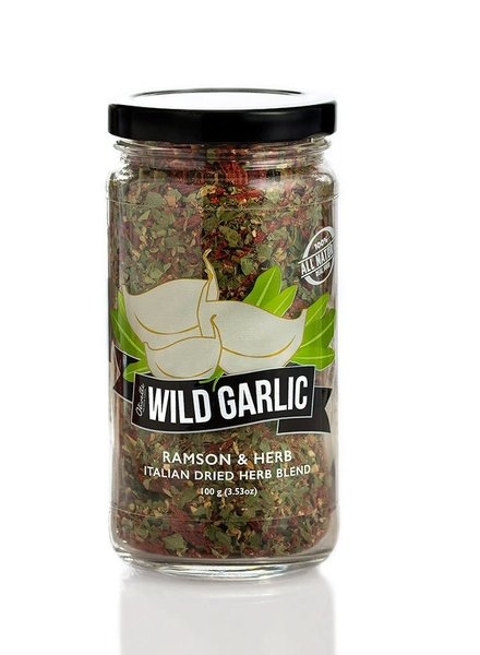 Olivelle Signature Dried Herb Blend Wild Garlic