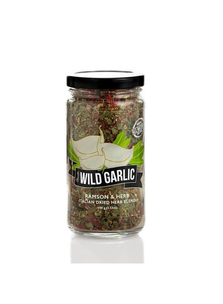 Olivelle Signature Dried Herb Blend Wild Garlic