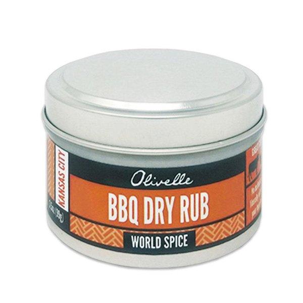 Olivelle World Spice  Kansas City BBQ Dry Rub