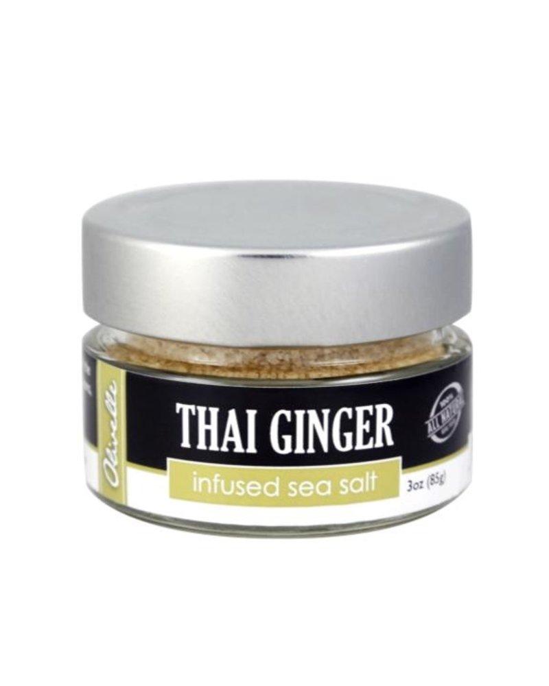 Olivelle Infused Sea Salt Thai Ginger