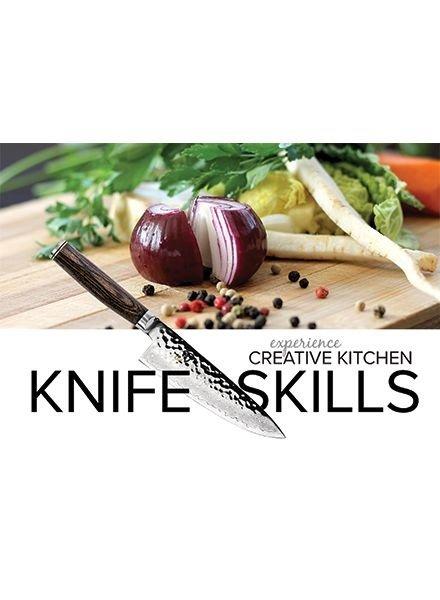 Creative Kitchen SHUN KNIFE SKILLS