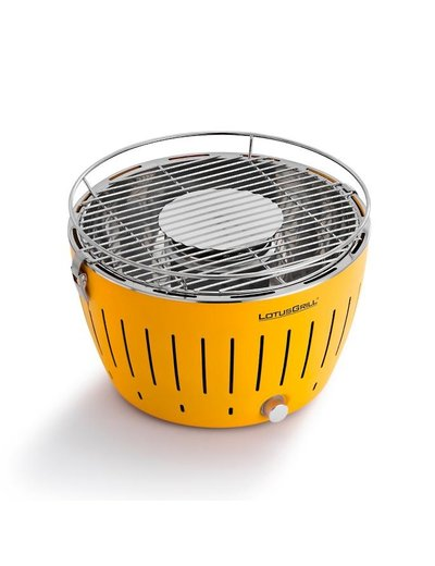 Lotus Grill Smokeless Grill Portable Tailgater GT - Yellow
