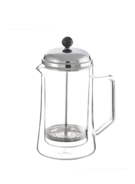 GROSCHE French Press Stanford Double Walled Glass