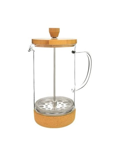 GROSCHE French Press Melbourne 8 C Bamboo & Cork