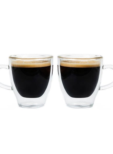 GROSCHE Double Walled Espresso Turin Cup 4.7oz