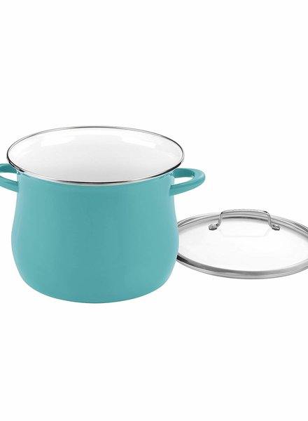 Cuisinart Contour Stockpot Enamel on Steel