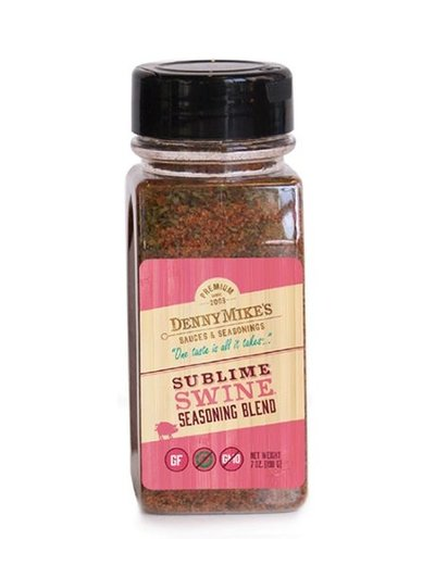 Denny Mikes Seasoning Blend