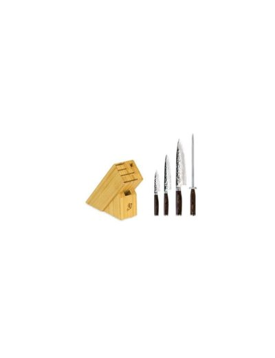 Shun Premier Block Set 5 pc