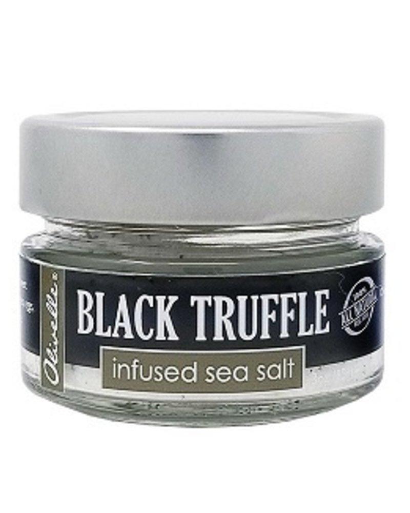 Olivelle Infused Sea Salt Black Truffle