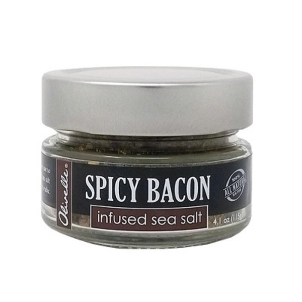 Olivelle Infused Sea Salt Spicy Bacon