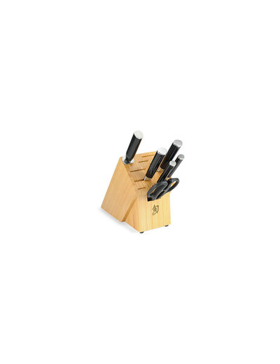 Shun Classic Block Set 7 pc