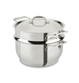 All-Clad Steamer  w/Lid 5 QT