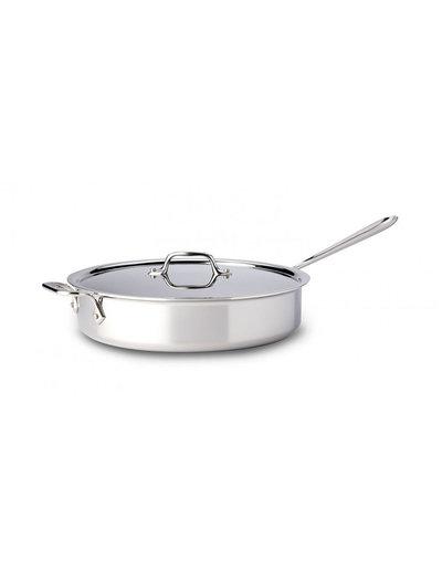 All-Clad Saute Pan w/ Lid 5 Qt