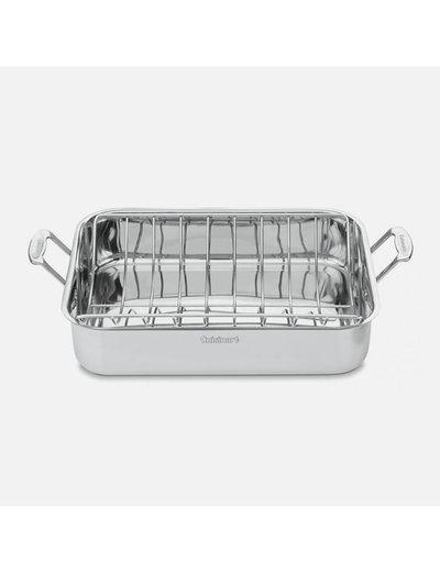 Cuisinart Roasting Pan w/Removable Rack DC