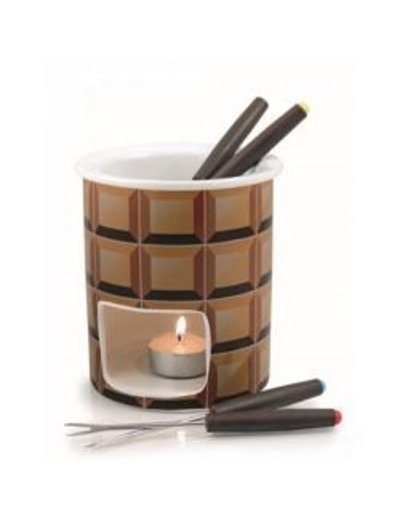 Swissmar Imports Decadence Chocolate Fondue Set