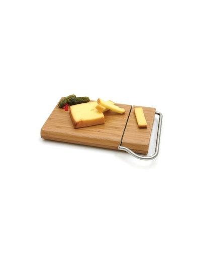 Swissmar Imports Cheese Slicer Bamboo