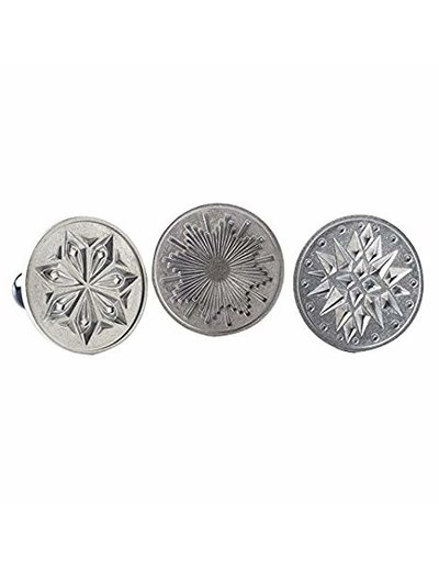 Nordic Ware Cast Cookie Stamps