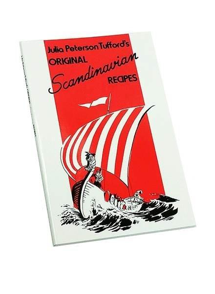 Bethany Housewares Original Scandinavian Recipe Book