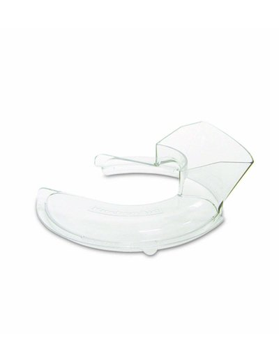 KitchenAid Mixer Attachment 1pc Pour Shield with Wide Chute