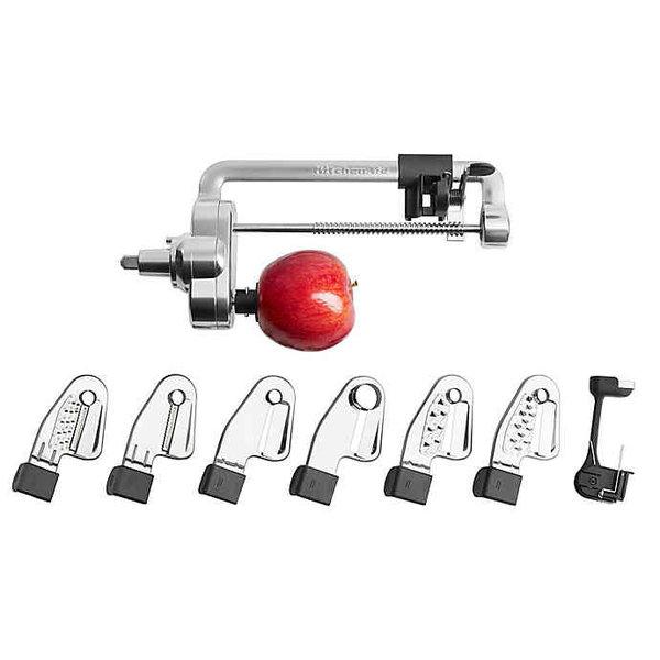 KitchenAid Spiralizer w/ Peel, Core, and Slice 6 Blades Attachment
