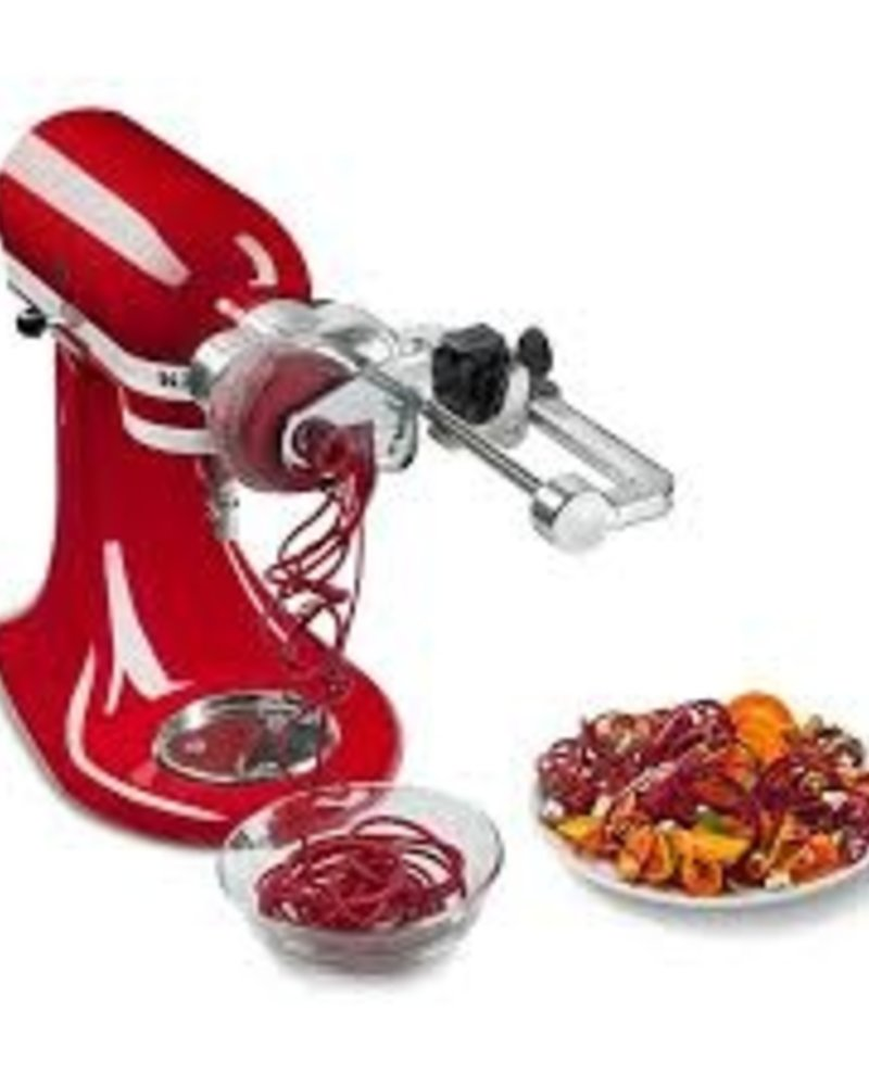 KitchenAid Spiralizer w/ Peel, Core, and Slice 6 Blades Attachment