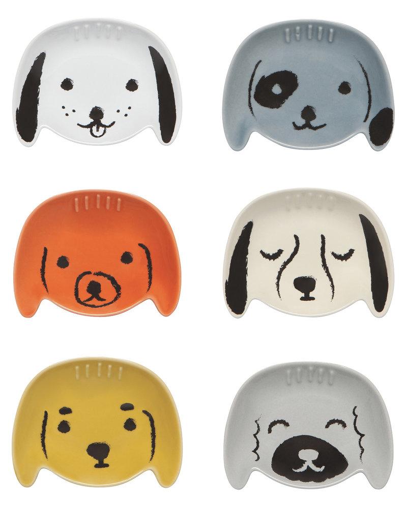 Now Designs Pinch Bowl Set/6 Puppy Love