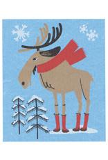 Now Designs Holiday Swedish Dishcloth