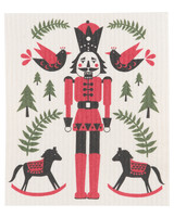 Now Designs Holiday Swedish Dishcloth