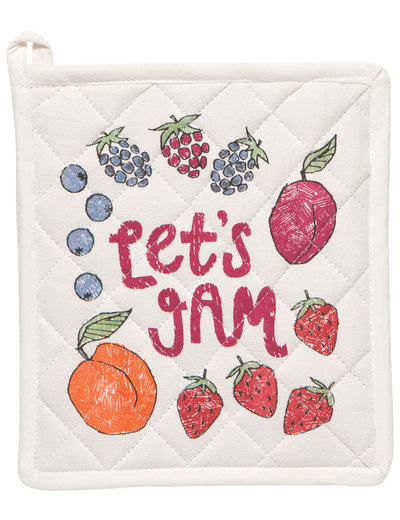 Now Designs Let's Jam potholder