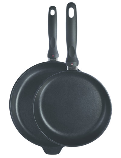 Swiss Diamond XD Fry Pan 2 piece set 9.5, 11""