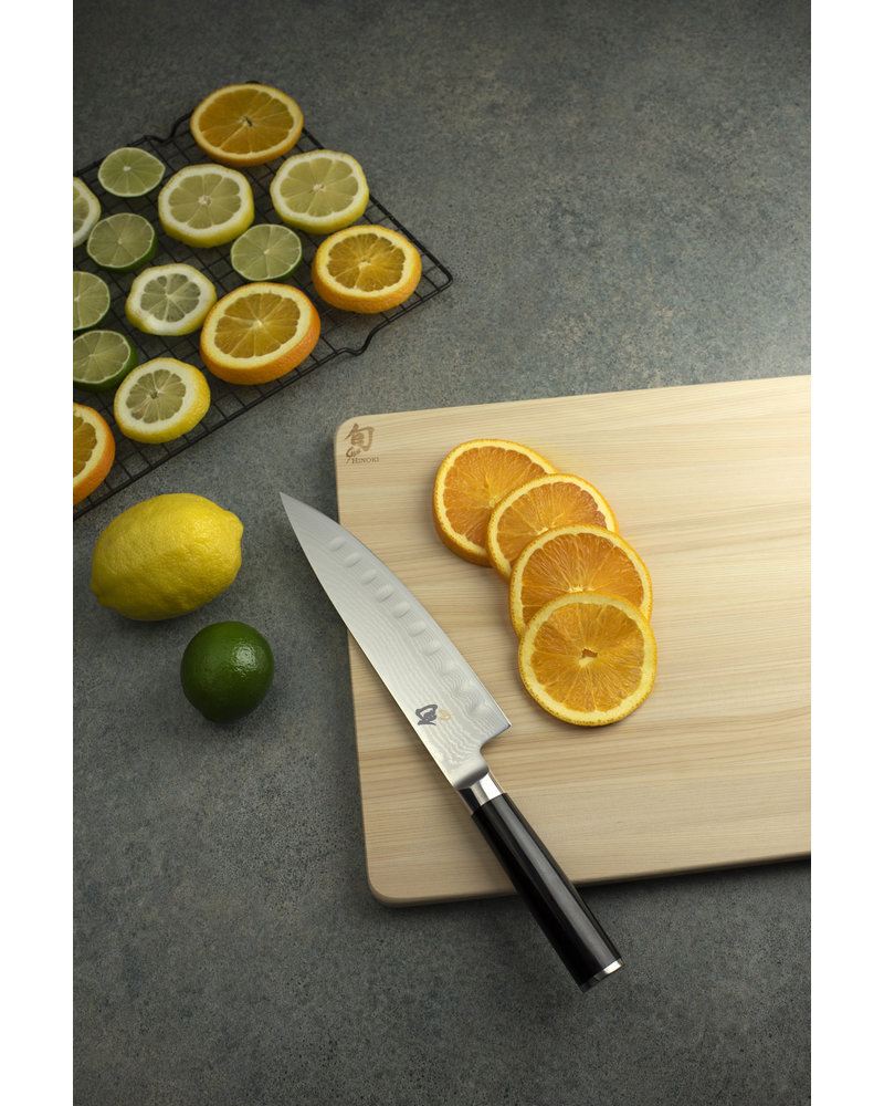 Shun Classic Hollow-Ground Chef's 8 in