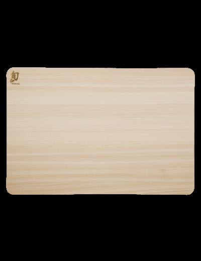 Shun Hinoki Cutting Board lg 17.75 in