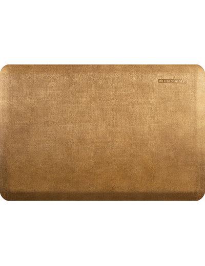 Wellnessmats 3x2 Linen Aztec Gold
