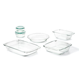 OXO Glass Bake and Store Set - 8 piece